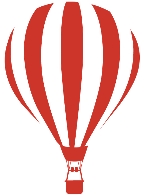 Hot Air Balloon, Balloon, Red, Balloon Flight