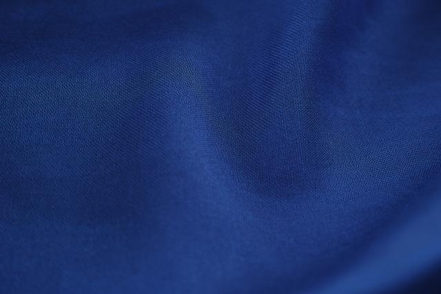Blue, Red, Satin, Silk