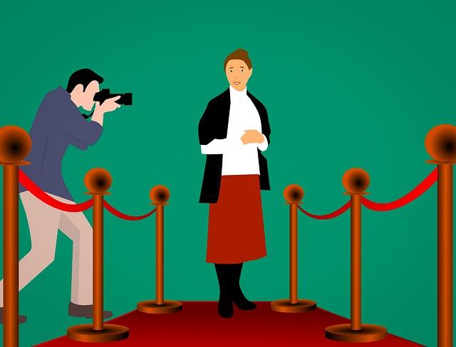 Red Carpet, Actress, Famous, Fame, Fashion, Star, Smile