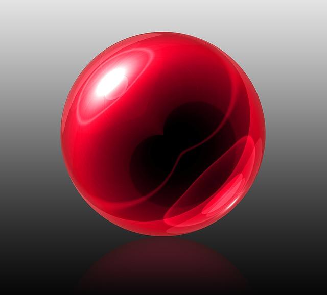 Circle, Sphere, Shape, Plan, Red, Color, Design