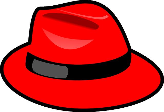 Hat, Red, Fashion, Male, Man, Red Fashion