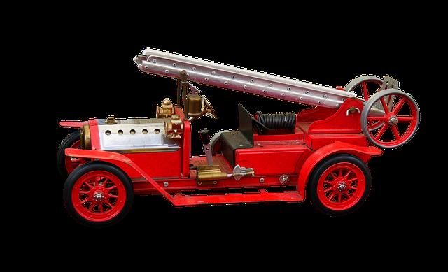 Traffic, Fire, Fire Truck, Head, Red, Rescue Free