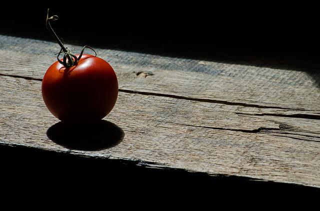 Tomato, Contrast, Product, Food, Red, Fresh, Healthy