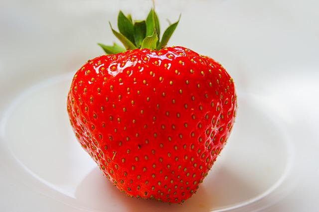 Strawberry, Fruit, Red, Sweet, Ripe, Garden Strawberry