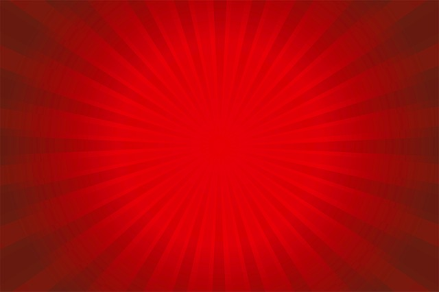 Background, Rays, Gradient, Free Images, Red