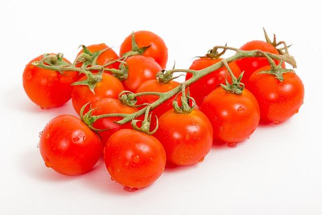 Food, Tomatoes, Vegetables, Harvest, Red