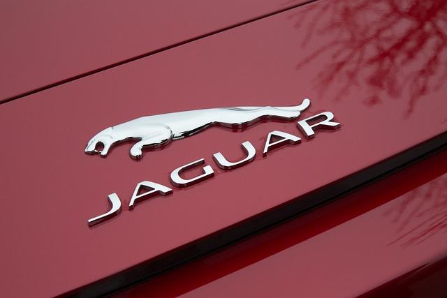Jaguar, Red, Logo, F Type