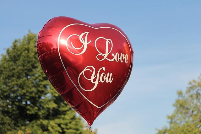 Love, Embassy, Balloon, Red, I Love You, Joy