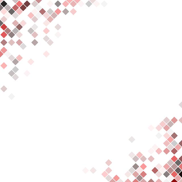 Background, Corner, Pattern, Square, Red, Design, Fancy