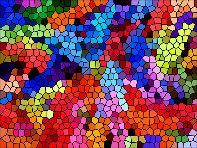 Pattern, Structure, Background, Yellow, Colorful, Red