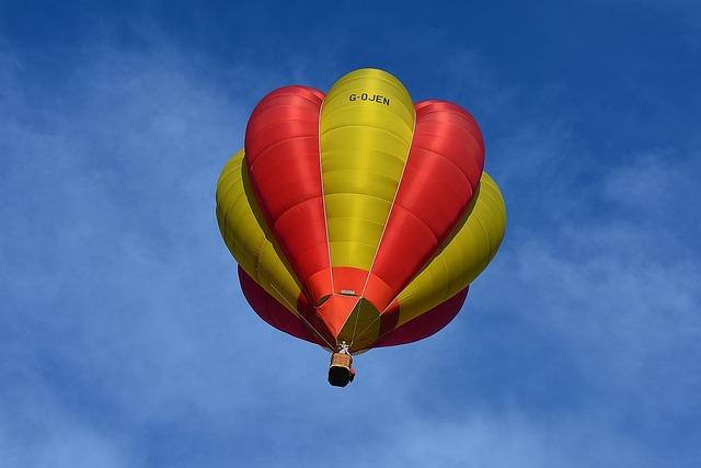 Hot Air Balloon, Balloon, Sky, Red, Celebration, Happy