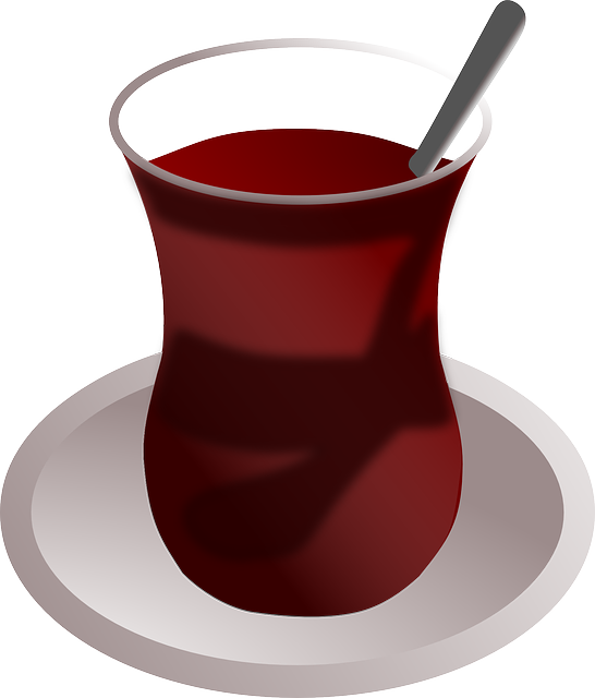 Tea, Cup, Drink, Breakfast, Drinking, Fruit Tea, Red