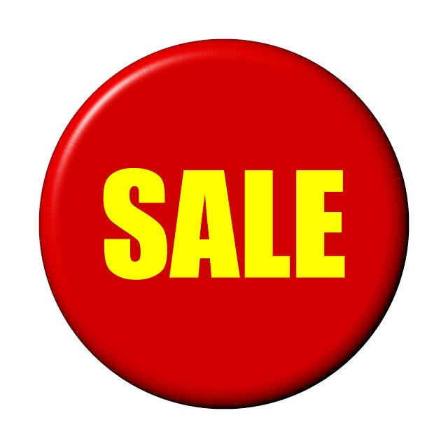 Sale, Reduction, Discount, Offer, Business, Price