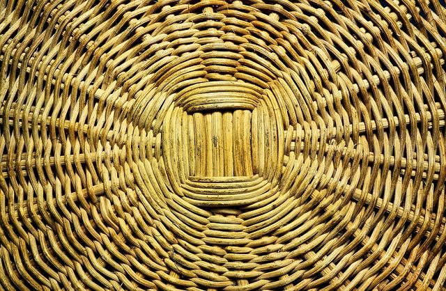 Reed, Twining, Twined Reed, Texture, Reed Texture