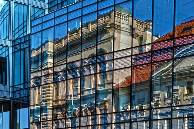 Building, Reflection, Window, Glass, Architecture