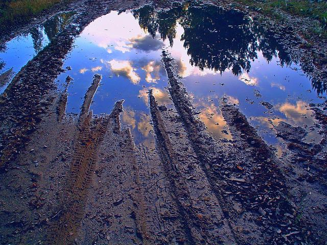 Dimension, Mud, Reflection