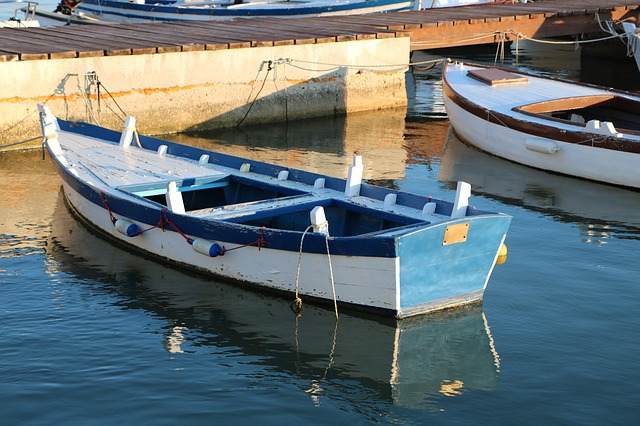 Boat, Water, Old, Fisher, Reflection, Mood, Waterfront