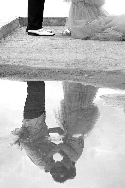 People, Man, Adult, Couple, Emotion, Reflection