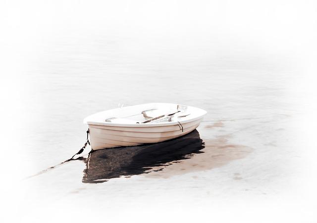 Boat, Dinghy, Nautical, Marine, Reflection