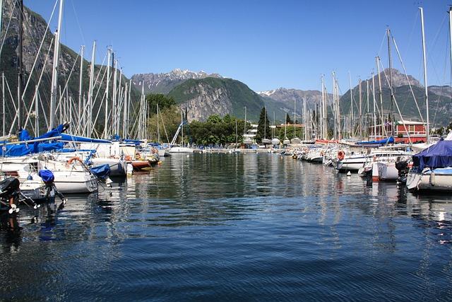 Waters, Port, Sea, Reflection, Marina, Boot, Travel
