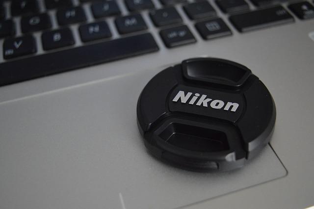Nikon, Camera, Lens Cap, Reflex