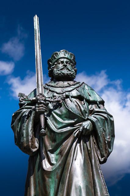 Frederick The Wise, Luther Memorial, Reformation