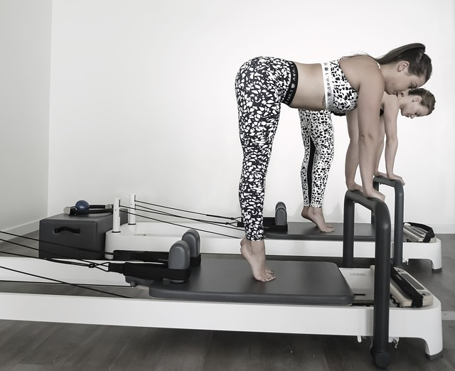 Pilates, Reformer, Fitness