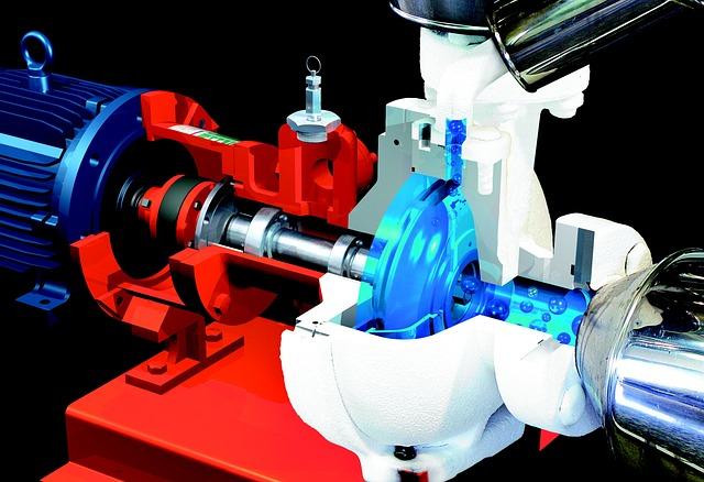 Pump, Ammonia, Nh³, Refrigeração, Refrigeration