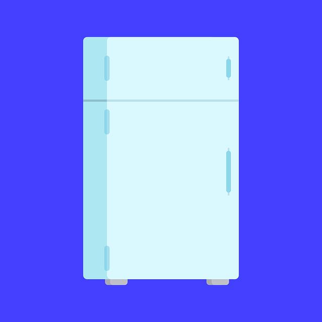 Refrigerator, Deep Cool, Icebox, Ice, Cold, Food