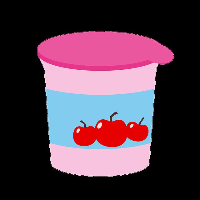 Yogurt, Eat, Refrigerator, Refrigerated, Purchasing