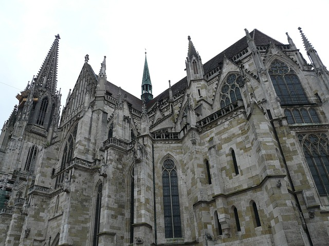 Dom, Church, Regensburg Cathedral, Cathedral
