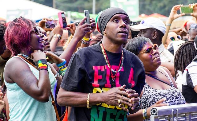 Reggae, Public, Concert, Rasta, Occur, People, Group
