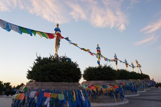 Obo, Mongolian, Culture, Regional Culture