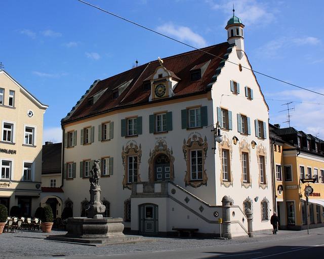 Registry Office, Old Town Hall, Fürstenfeldbruck