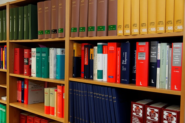 Bookcase, Law Firm, Attorney, Law Books, Regulation