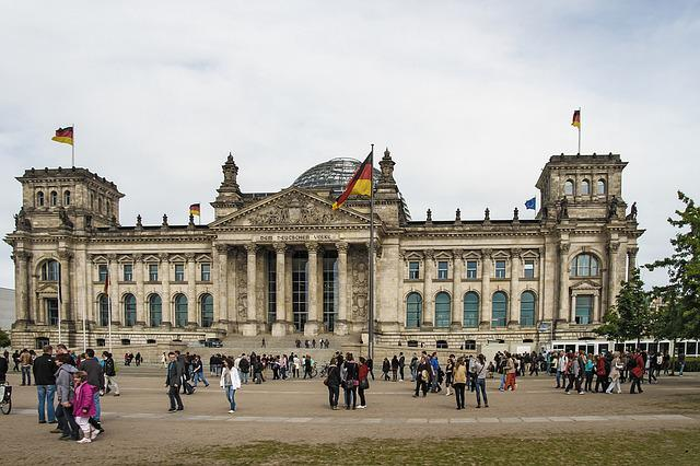 Reichstag, Berlin, Federal Government