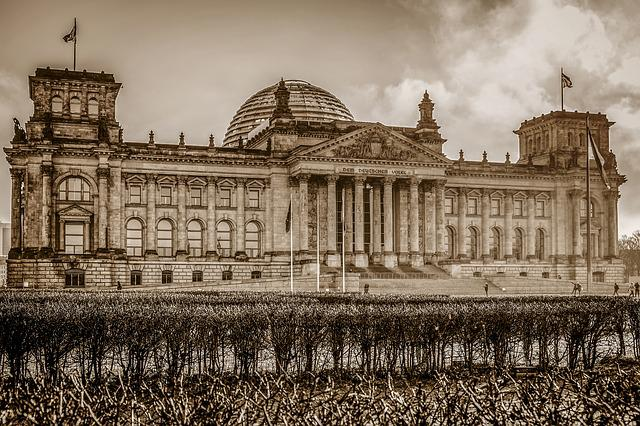 Berlin, Reichstag, Government Buildings, Glass Dome