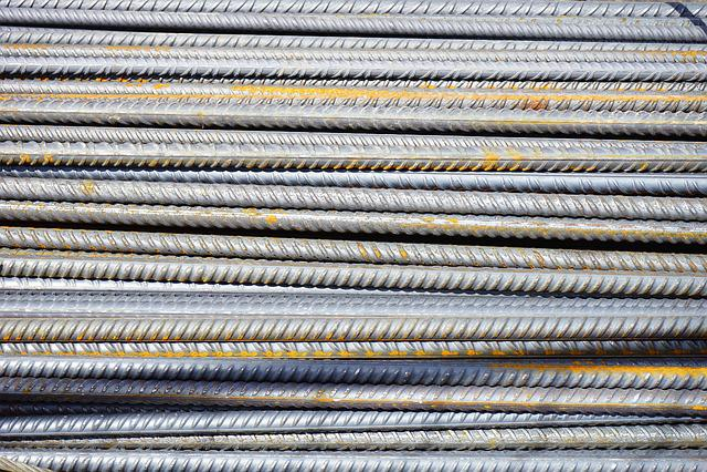 Iron Rods, Reinforcing Bars, Rods, Steel Bars