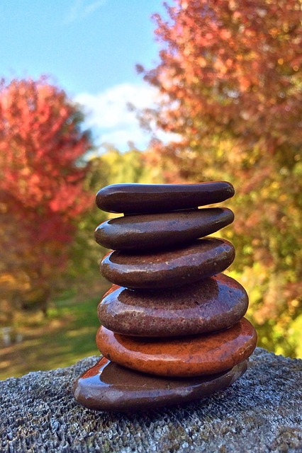 Stacking Stones, Balance, Relax, Stone, Zen, Rock