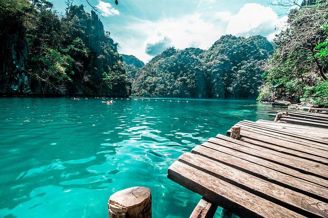 Water, Tropical, Travel, Summer, Relaxation, Coron