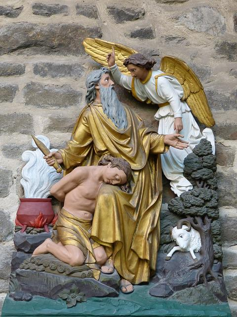 Nativity Scene Figures, Figures, Church, Image, Relief