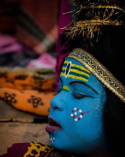 Decoration, Religion, Traditional, Art, People, Travel