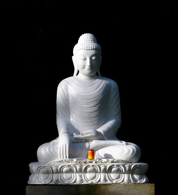 Buddha, Statue, Buddhism, Sculpture, Religion