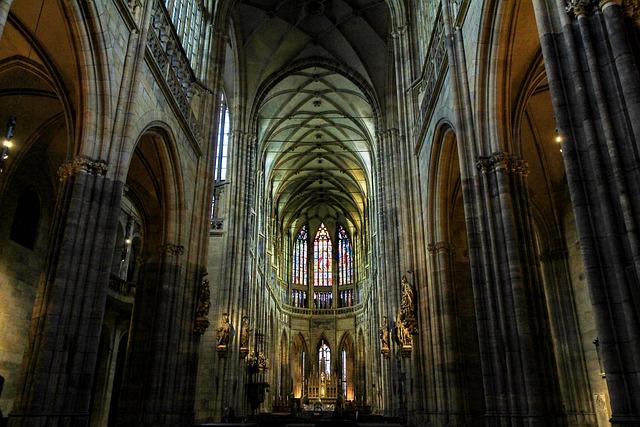 Cathedral, Architecture, Religion, Gothic Language