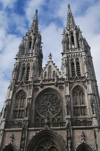 Church, Architecture, Cathedral, Religion, Travel
