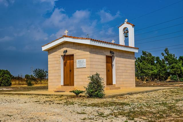 Chapel, Church, Architecture, Religion, Countryside