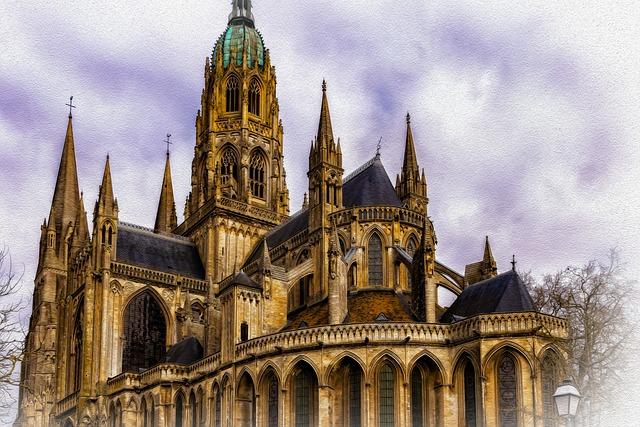 Cathedral, Dom, Church, Architecture, Religion