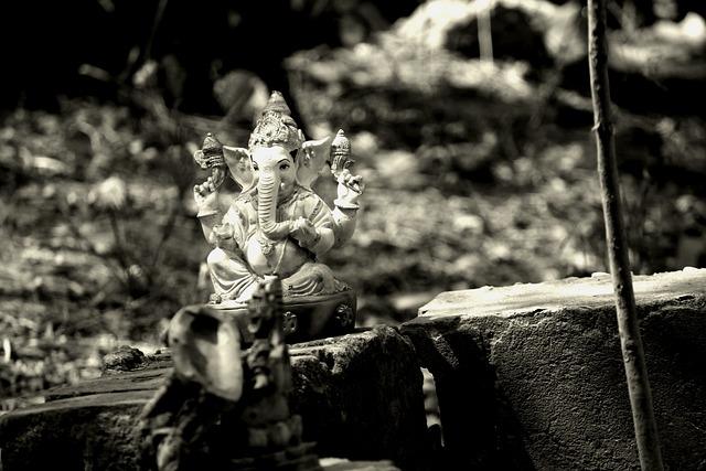 Ganesha, God, Religion, Hope, Spiritual