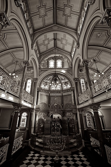Synagogue, Brighton, Church, Jewish, Religion