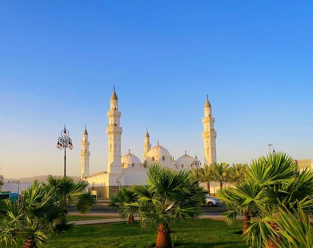 Cuba, Quba, Cami, Masjid, Religion, Architecture